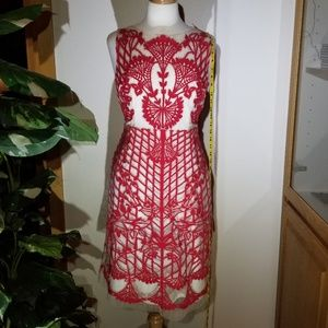 Gorgeous Geisha Designs Midi Dress